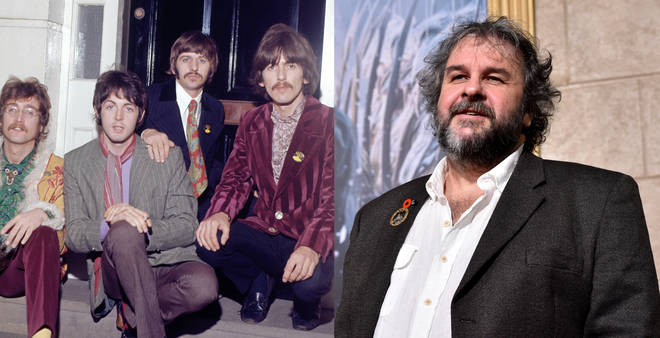 The Beatles and Peter Jackson