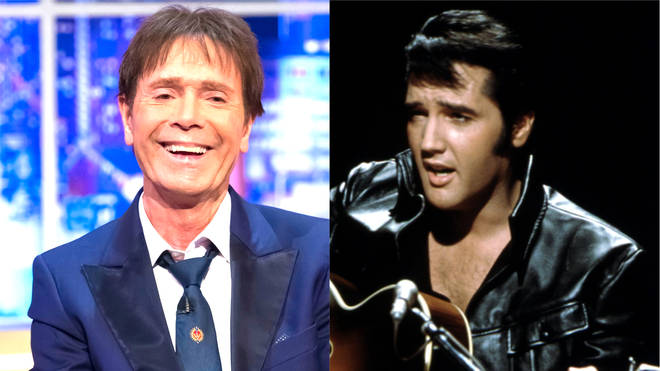 Cliff Richard/Elvis Presley