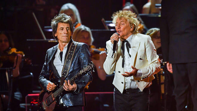 Faces at the BRIT Awards 2020