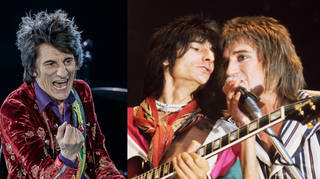 Ronnie Wood and Faces