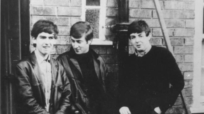 The Beatles before Ringo