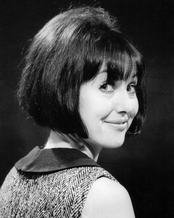 Una Stubbs in 1965