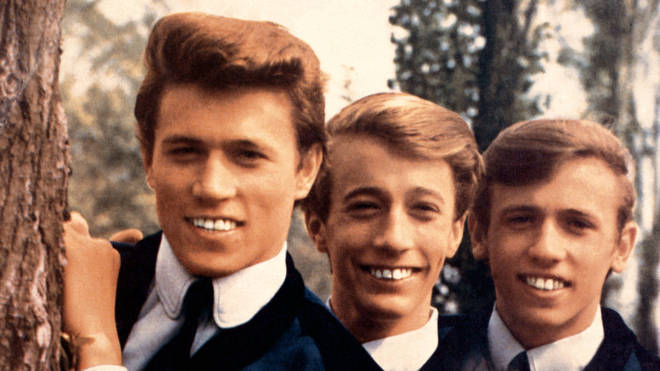 Bee Gees in 1964