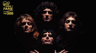 Queen's Bohemian Rhapsody tops Gold's Hall of Fame Top 300