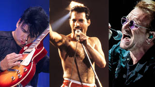 Rock stars and their real names