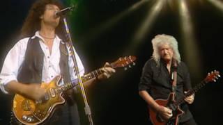 Brian May and... Brian May
