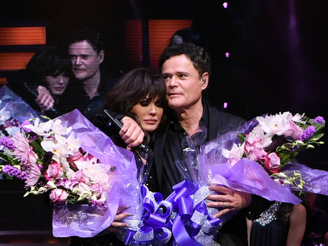Donny and Marie Osmond's final Las Vegas performanxce
