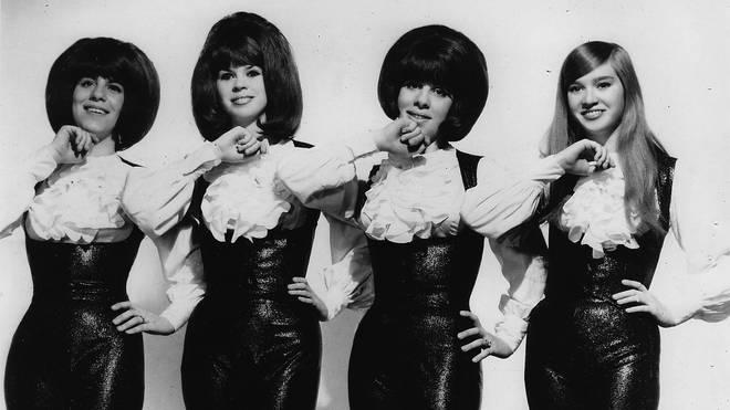 The Shangri-Las in 1964