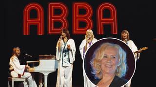 ABBA and Agnetha Fältskog