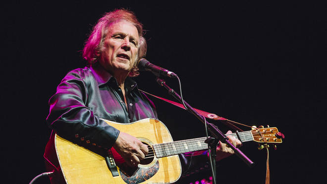Don McLean in concert in England