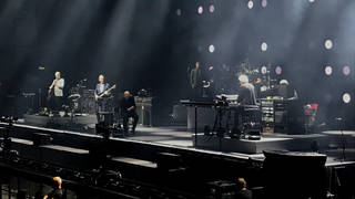 Genesis live in Manchester