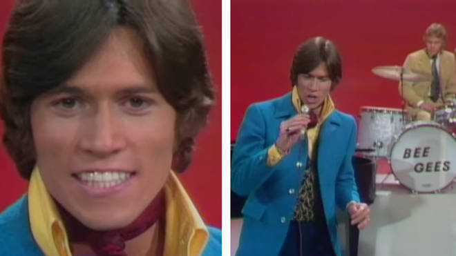 Bee Gees on The Ed Sullivan Show in 1968