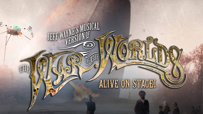 The War of the Worlds –Alive on Stage! Poster
