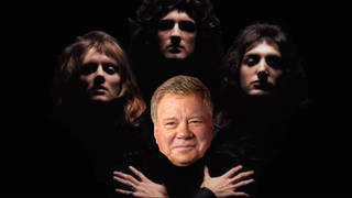 Queen's Bohemian Rhapsody - with William Shatner