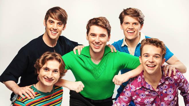 The Osmonds: A New Musical cast
