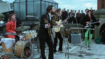 The Beatles rooftop gig