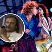 Phil Collins and Led Zeppelin at Live Aid