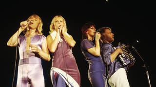 ABBA at Wembley Arena