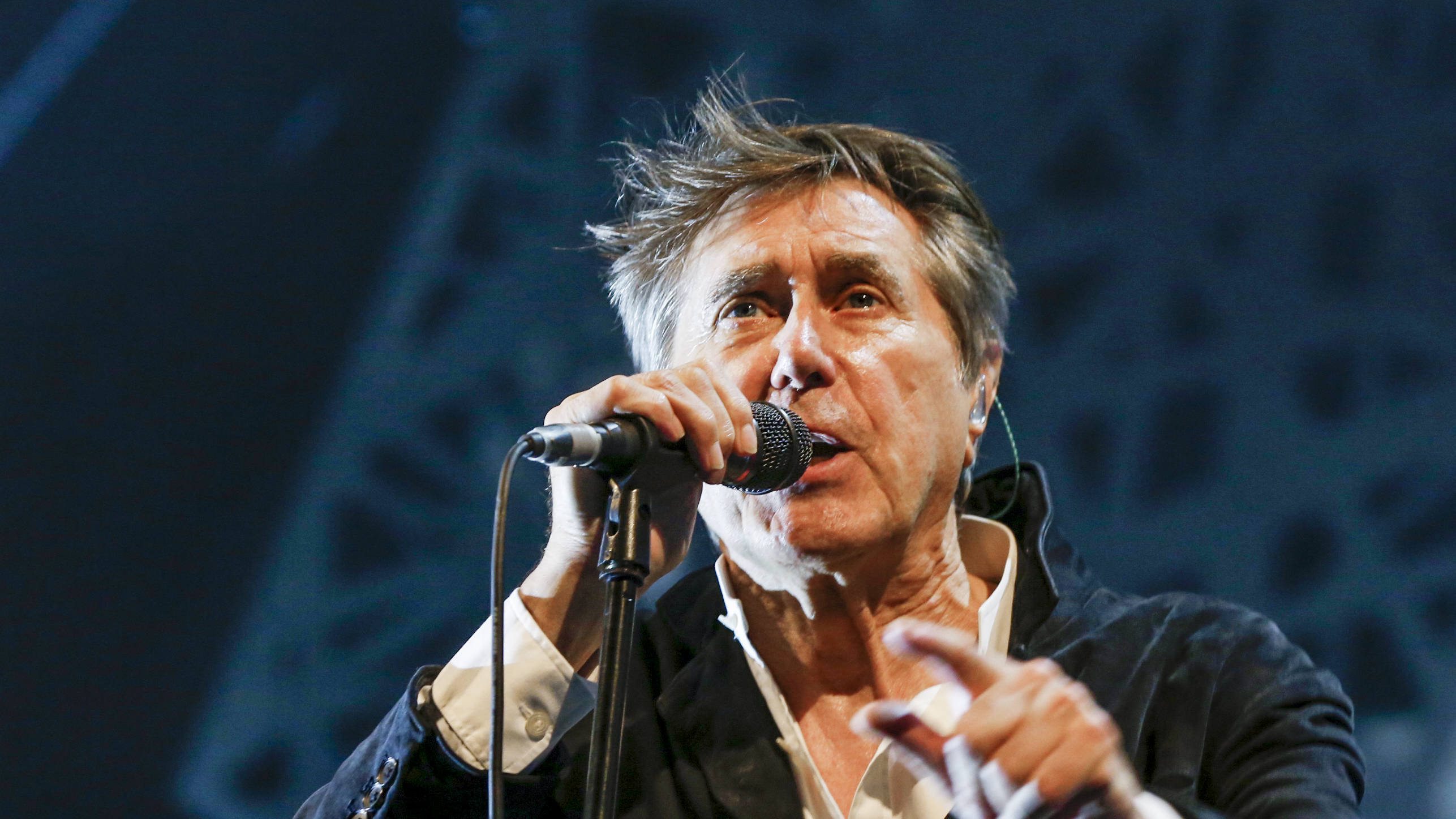 Bryan Ferry will play a special UK show to celebrate Roxy