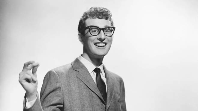 Buddy Holly in 1958