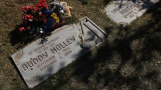 Buddy Holly grave