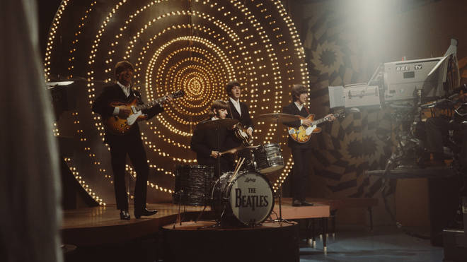 The Beatles On Top Of The Pops