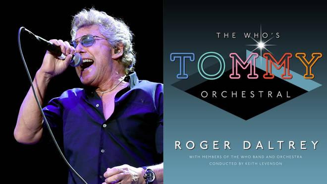 Roger Daltrey's Tommy orchestral rework