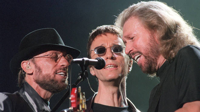 Bee Gees in 1999