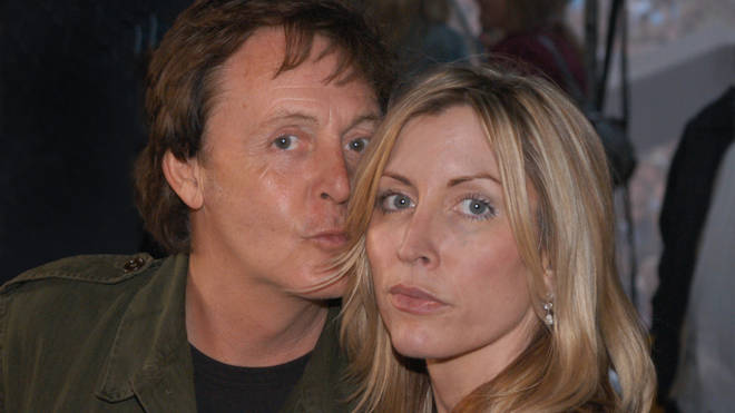 Paul And Heather in 2005