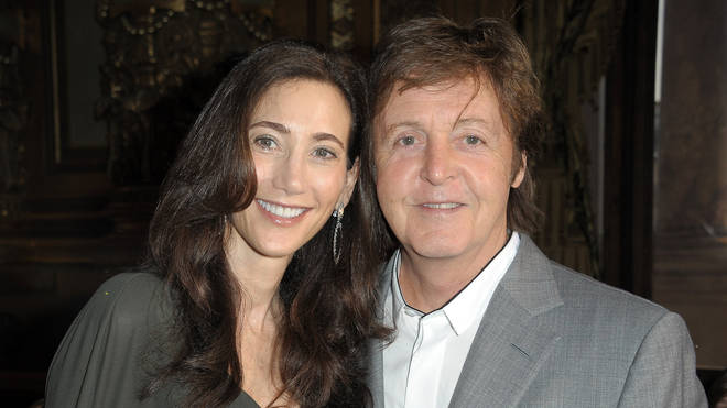 Paul and Nancy in 2010