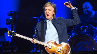 Sir Paul McCartney reveals he 'keeps forgetting' how to play The Beatles songs