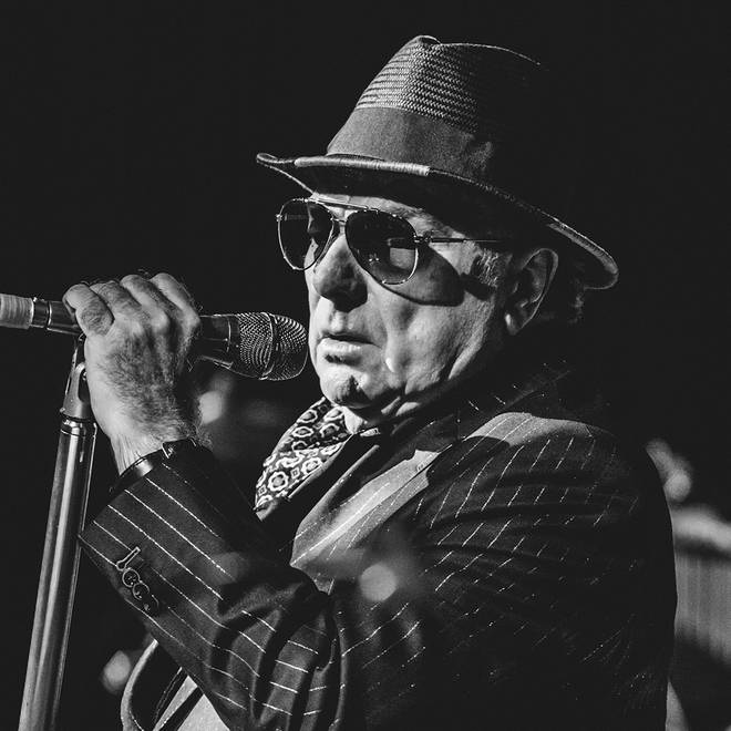 Van Morrison will perform for up to 11,430 fans