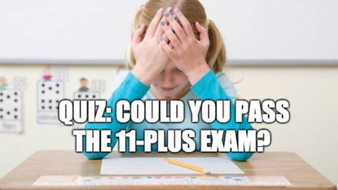 11 plus exam quiz