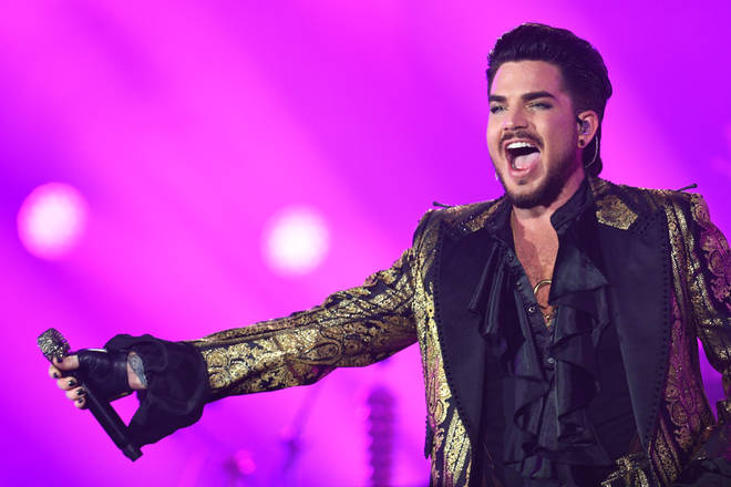 Adam Lambert is heading on tour with Queen for The Rhapsody Tour