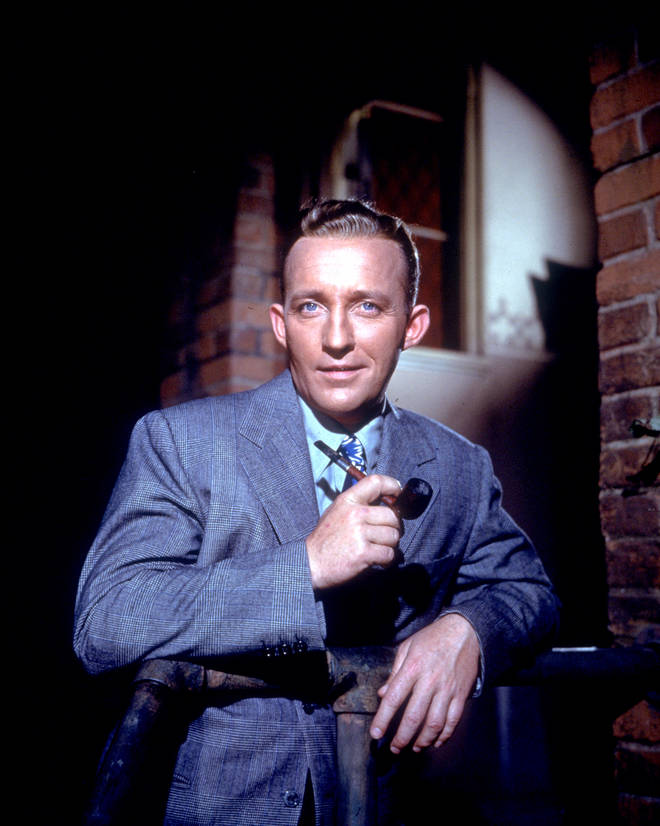 Bing Crosby's family launch campaign to score 'White Christmas' its first number one