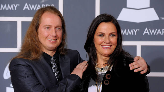 Roy Jr and Barbara Orbison in 2010