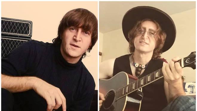 Javier Parisi as John Lennon